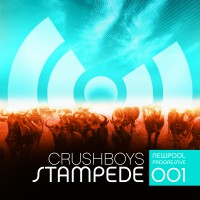 CRUSHBOYS – Stampede (Available March 25th)